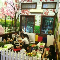 Không gian tại Max Coffee - cafe Hải Phòng