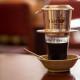 Ly cà phê tươi mới thật thơm ngon!