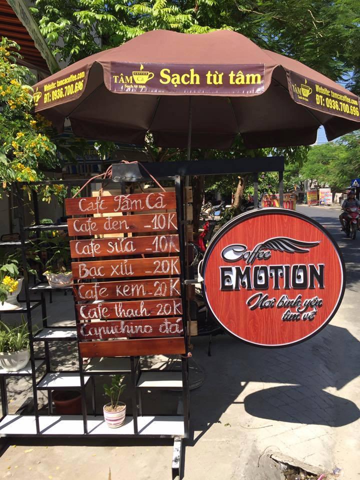 Cà phê Emotion