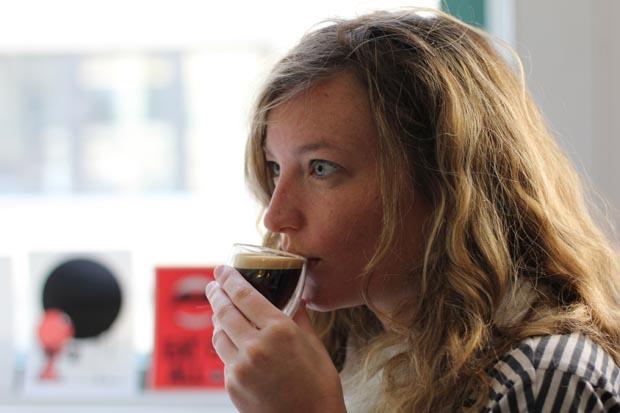 Cách thưởng thức cà phê espresso