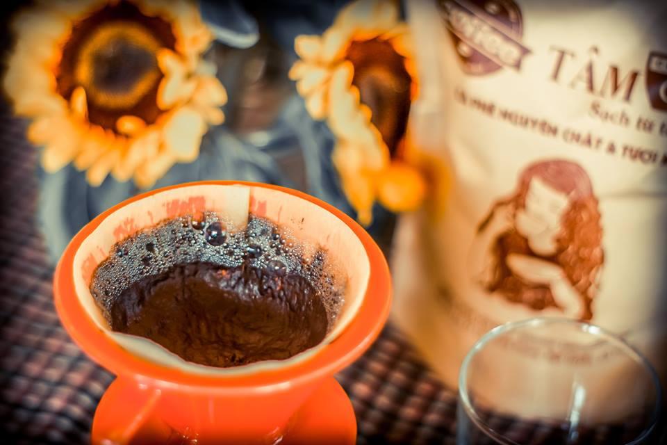 Cà phê pha drip